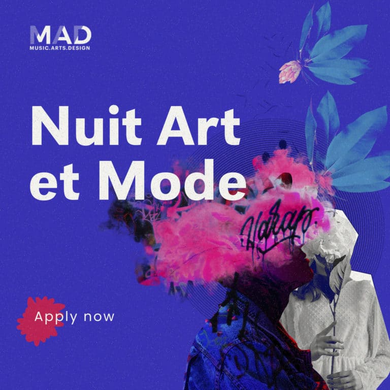 Nuit Art et Mode 2021